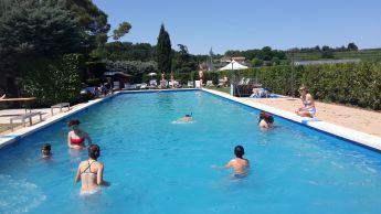 piscina Hotel Veronello